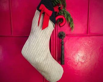Personalised Christmas Stocking Handmade ORIGINAL