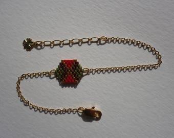 "Bracelet ""Lucky Tanzania"""