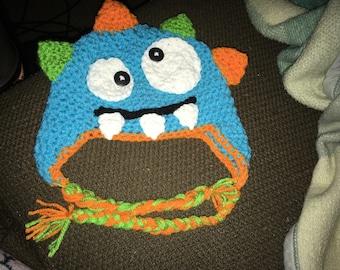 Boy Monster hat
