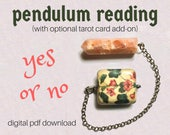 Yes or No Pendulum Readin...