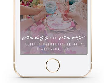 Snapchat Geofilter Bachelorette Party Filter, Bachelorette Snapchat Filter, Bachelorette Geotag, Bridal Shower, Bach Party