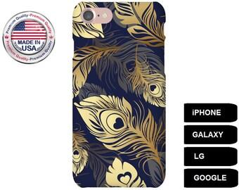Feather Phone Case, Phone Case Feather, Feather iPhone Case, Feather Galaxy Case, Feather Google Pixel, iPhone 5 Case, iPhone 6 Case, LG G5