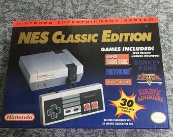Playable Nintendo Classic Mini Reproduction USA FAST & FREE Priority Shipping Play Super Mario Zelda 30+ Games