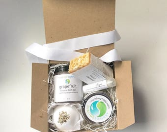 Sublime Spa Gift Set, Spa Set, Spa Kit, Spa Box, Large Spa Box