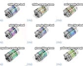 Vape Wrap Skin Iridescent Unicorn Tails for Glass Tank Ecig Aspire Cleito  Cleito 120  Nautilus X 2ml or 4ml