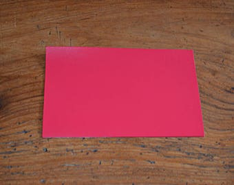 Coupon of lambskin leather rose (9304222)