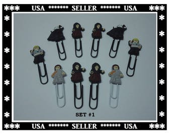 Star Wars Paper Clips Cartoon Character Paper Clips Super Sweet Stocking Stuffers For Kids Xmas Gifts Office Accessories