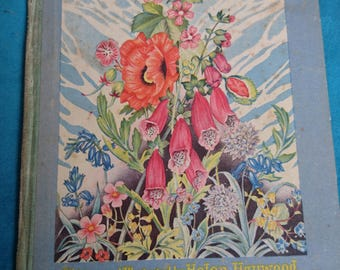 Peters flower friends vintage book