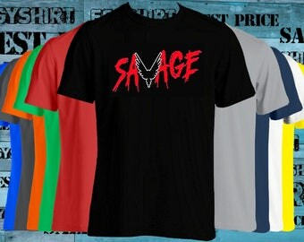 Savage Logang Logan Paul t-shirt we can make the Savage any color just ask best price fast shipping