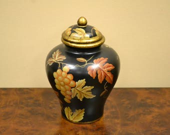 Decorative Ginger Jar