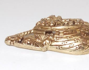 Noah's Ark Pin/Brooch...(c) 1995BB...Goldstone