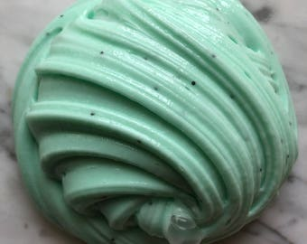 MINT CHOCOLATE CHIP - Glossy Slime