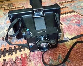 Vintage Polaroid Instant Camera Minute Maker Plus SE Colorpack Land Camera