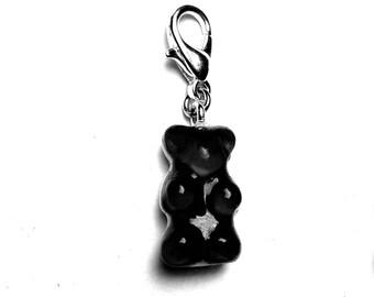Black gummy bear - LEXFIMO charm