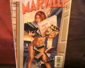 Marville Vol. 1 #2 of 6 by Jemas, Bright, Neary Marvel Comics