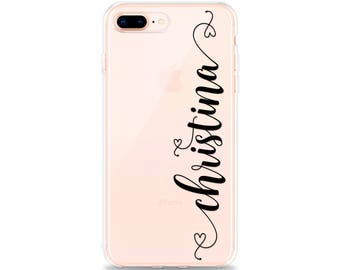 Cute Phone Cases, RUBBER iPhone Case, Clear iPhone Case, tumblr iPhone Case Custom iPhone Case Personalized iPhone Case iPhone X Case Galaxy