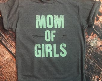 MoM of Boys T-shirt, MoM of Girls T-shirt