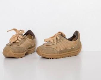 vintage 80s baby boy shoes retro sneakers