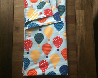 Flannel Receiving Blanket- double thickness