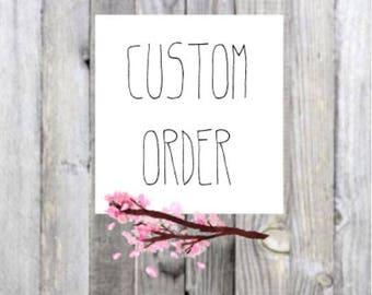 3 custom signs