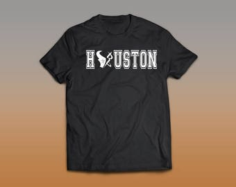 Houston Texas Custom Shirt