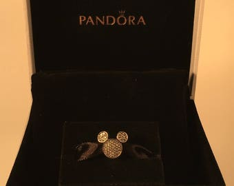 Mickey Mouse Ears Charm by PANDORA