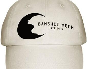 Banshee Moon Studio Light Khaki Hat