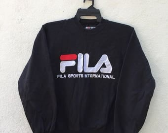 Fila big logo sweatshirts nice design