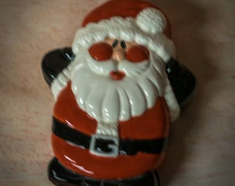 Santa Candy/Trinket Box