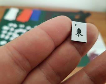 Pocketable Mahjong - Pocket Mahjong - Magnetic Mahjong Travel Set