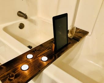 Handmade Bath Tray