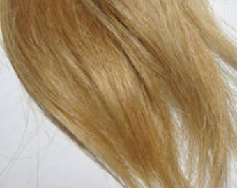Blonde Straight Clip in Human Hair Extension Remy Virgin Raw (BV)