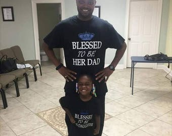Father's Day Shirts - Best Buds Shirts - Daddy and Me shirts - Daddy Son Shirts - Daddy Daughter Shirts - Father's Day Gift - Father Son
