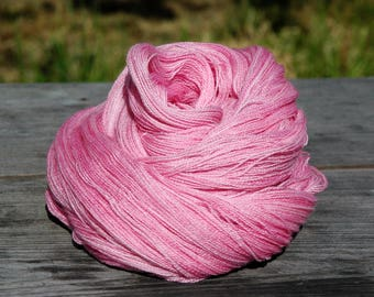 Usukôbai | Hand Dyed Lace Weight Yarn 1200m/100g Extra Fine Merino & Silk