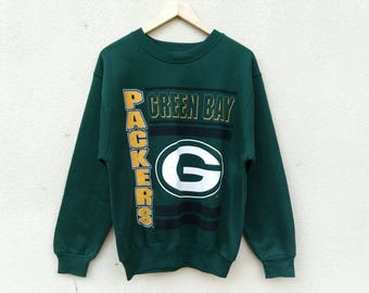 Vintage Green Bay Packers sweatshirt deadstock condition
