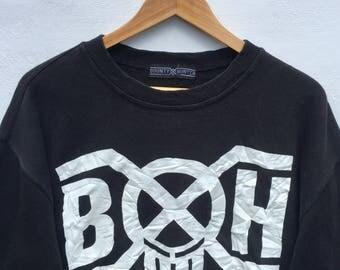 Bounty hunter sweatshirt big logo