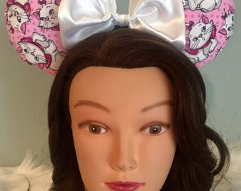 Marie Disney Ears