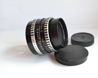 Carl Zeiss Jena Pancolar 50mm f1.8 M42 mount zebra lens, S/N 9325104