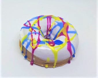 Donut washer - SOAP