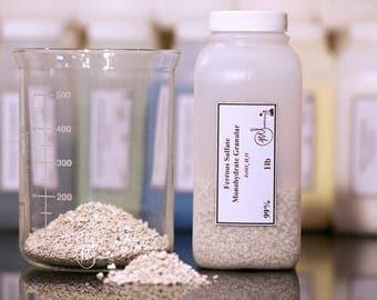 Ferrous Sulfate Monohydrate (FeSO4 H2O) 99% PURE MIN. 1 X 1lb Bottle