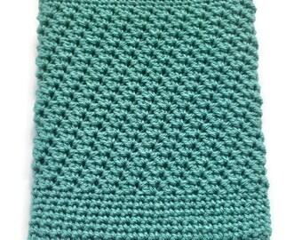Crochet iPad Case, iPad Case, iPad Cover, iPad Protective Cover, Crochet iPad Cover, Protective Sleeve iPad, Handmade Device Cover, Fab Gift