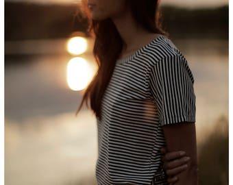 Stripes T Shirt