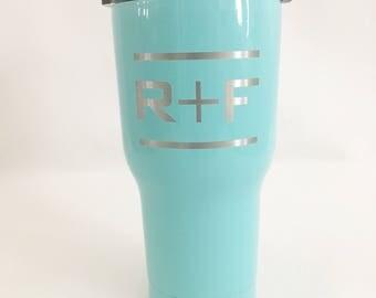 Rodan + Fields 20 oz RTIC Tumbler