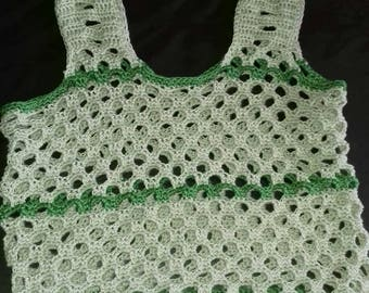 Crochet Shopping Bag Shopping
