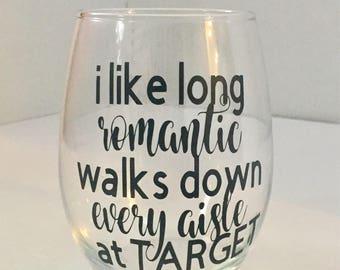 Target Wine Glass