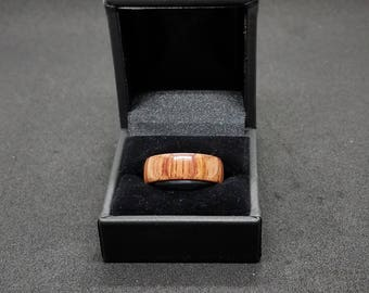 Rosewood Ring Size 7