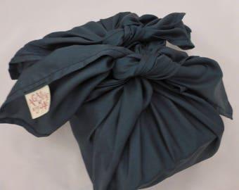 Furoshiki, reusable fabric gift wrap