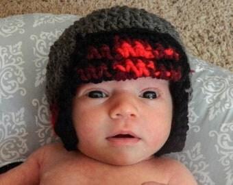 Newborn Trapper Hat