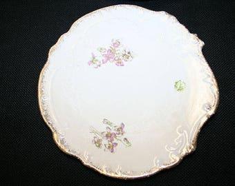 7 Vintage Dessert Plates