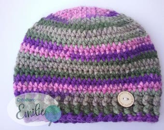 Ready to go, winter hat for girl, woman winter beanie, winter Hat